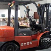 供应杭州柴油三吨合力柴油三吨叉车经销商