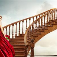 供应大连实木楼梯|楼梯厂家|楼梯定制