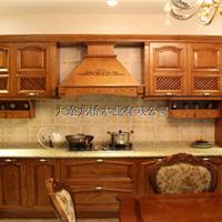 供应实木橱柜|厨房设计定制|厨柜价格品牌
