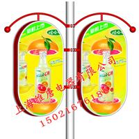 上海电线杆灯箱 厂家批发 灯箱图片