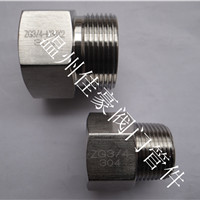 M14*1.5,G1/4,3/8NPT,R1/2不锈钢气源接头