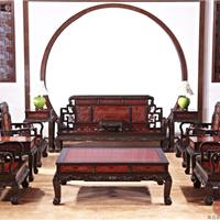 供应集古韵今红木沙发古典红木家具厂家批发