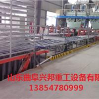 供应菱镁防火板生产线 玻镁防火板制板机