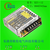 供应S-25W开关电源,各种型号电源,LED电源