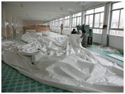 供应海盐膜结构停车棚制作,车棚价格,