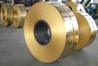 供应环保H62黄铜带、国标H65半硬黄铜带
