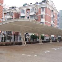 供应上海膜结构停车棚,停车棚安装