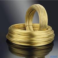 供应环保H60黄铜线、环保H62拉链黄铜扁线