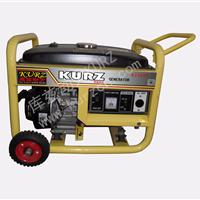 供应冰柜专用2KW小型汽油发电机