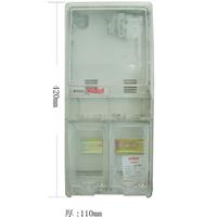 供应低压透明pc电表箱
