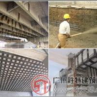 胜特建筑加固供应梁板粘钢加固工程