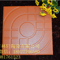 防潮砖 红缸砖 广场砖 走廊防滑地砖 300X30