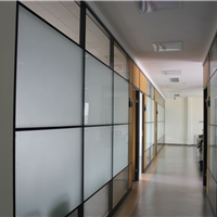 湖北武汉办公玻璃隔断厂家