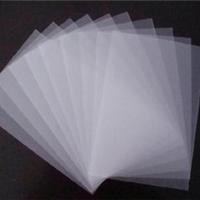 供应打印PET白色胶片,透明PET胶片