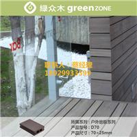 供应室外生态木地板