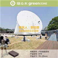 供应易安装生态木地板