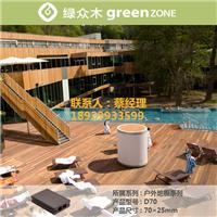 供应广东生态木地板