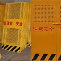 施工电梯防护门详细施工标准