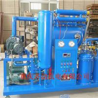 供应齐动ZLC变压器油双级真空滤油机