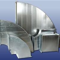 供应共板法兰风管空调风管风道加工制作