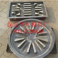 井盖铁模具|井盖钢模具