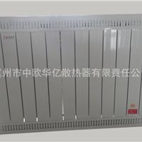 供应钢铝复合7575型材散热器暖气片规格全