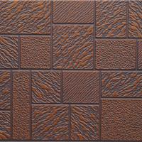 供应佳合Z4(粗砖纹)金属雕花外墙改造板