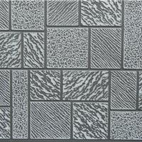 郑州佳合供应B2级镀铝锌金属雕花保温面板