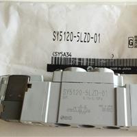 SY5120-5LZD-01原厂SMC电磁阀最新款式现货