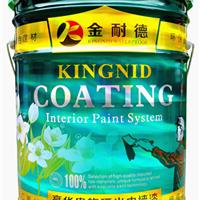 广东防水十大品牌|金耐德贵族哑光内墙漆