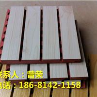 木质吸音板生产厂家,阻燃B1级木质吸音板