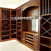 供应实木酒柜|衣柜|橱柜|书架|床头柜定制