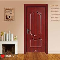 门时尚室内门  韩式简约室内套装门 YK-705