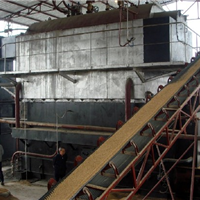 稻壳生物质锅炉