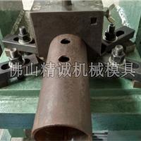 供应防盗网冲孔机防护栏坡口机圆管冲弧机