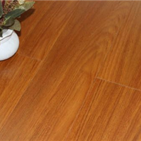 供应傲康强化地板 高耐磨 防水封蜡 真木纹