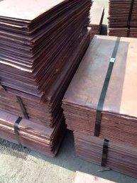 供应日照t2优质紫铜板批发,锰黄铜方棒现货