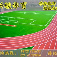 上海13MM透气型塑胶跑道厂家施工、包工包料