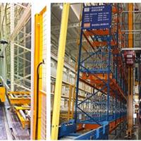 供应冷冻仓库堆垛机的特殊设计