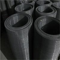 厂家直销黑钢轧花网现货钢丝网价格
