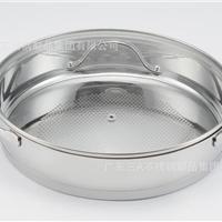 不锈钢汤锅贴牌 大汤锅 火锅 复合底炖锅