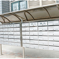 供应室外信报箱 雅安不锈钢信报箱价格