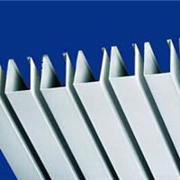 供应6063氧化银白铝型材