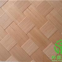 樱桃编织木皮,樱桃木皮编织板