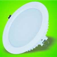 供应8寸LED筒灯外壳 压铸铝材料