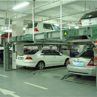 吴江汇巨械提供全套立体车库设备 小区立体车库设备