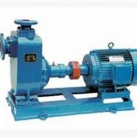冠羊水泵厂家直销ZX自吸式排污泵雨水自吸泵