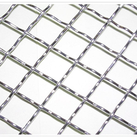 厂家直销镀锌轧花网价格铁丝网