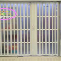 供应西安PVC折叠门,铝合金折叠门,吊趟门