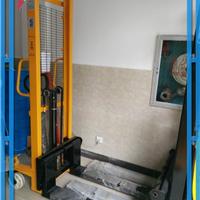 供应杭州手动液压堆高车